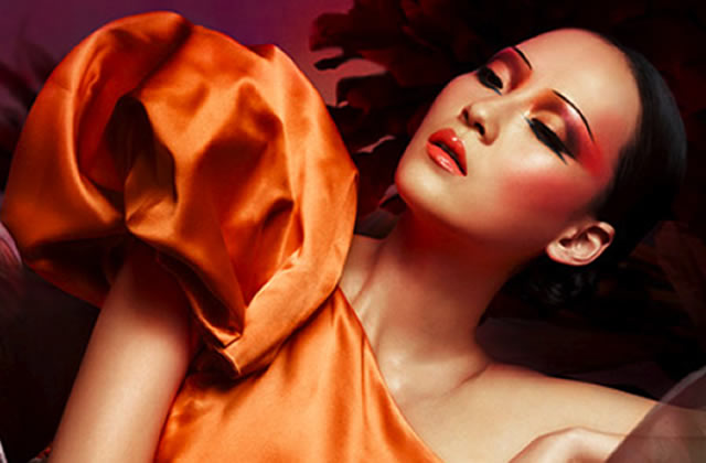 Lavish Oriental, la collection automne 2012 de Kiko