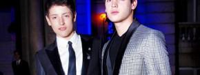 Peter et Harry Brant, les deux frères sortis d'un épisode de Gossip Girl