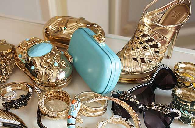 Anna Dello Russo va créer des accessoires pour H&M