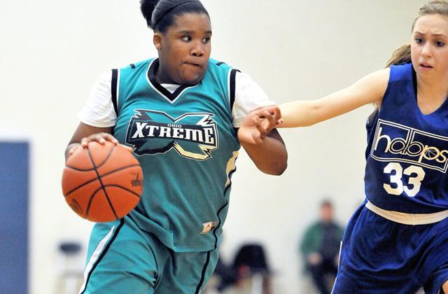 Le basketball – Les madmoiZelles & leur sport