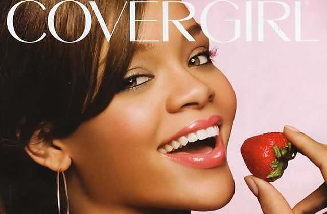 Marque d'ailleurs : Covergirl