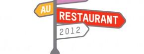Tous au restaurant 2012 : 1 menu acheté = 1 menu offert
