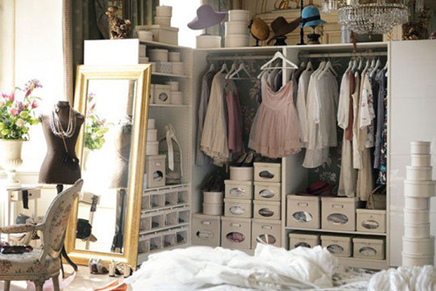 Efficacement Vêtements À Armoire Comment Organiser Son DH29WEI