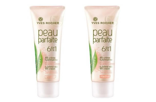 BB Cream d'Yves Rocher 6 en 1 : le test