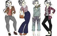 Conseil morpho – Choisir le jean idéal