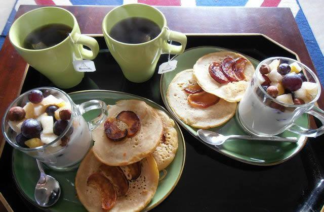 Un petit déjeuner d'automne, la recette de Vegan Valkyrie