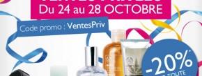Ventes privées The Body Shop : c'est parti !