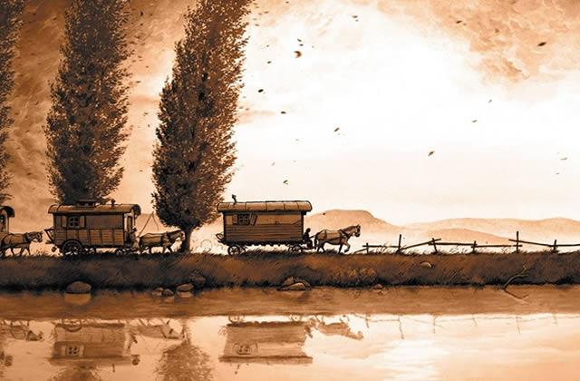 Batchalo, une BD sur le génocide tzigane pendant la 2nde Guerre Mondiale