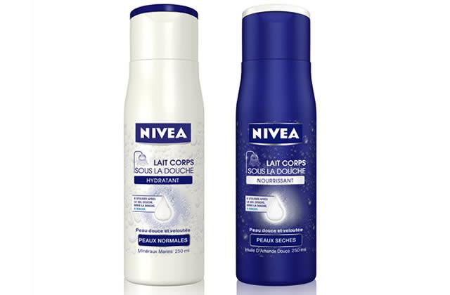 Nivea t 39 offre un chantillon gratuit de son lait hydratant - Jeux de crocodile sous la douche gratuit ...