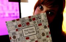 Pénélope a lu Gatsby Le Magnifique (en BD)
