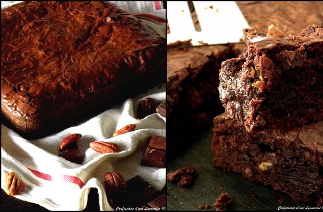 Outrageous Brownie – La recette de Candy Porno