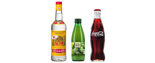 Cuba Libre cocktail alcool facile