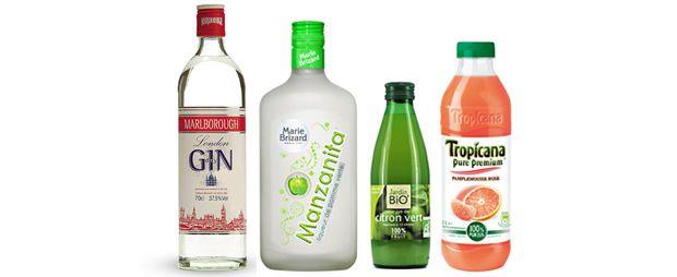 206 cocktail alcoolise recette facile