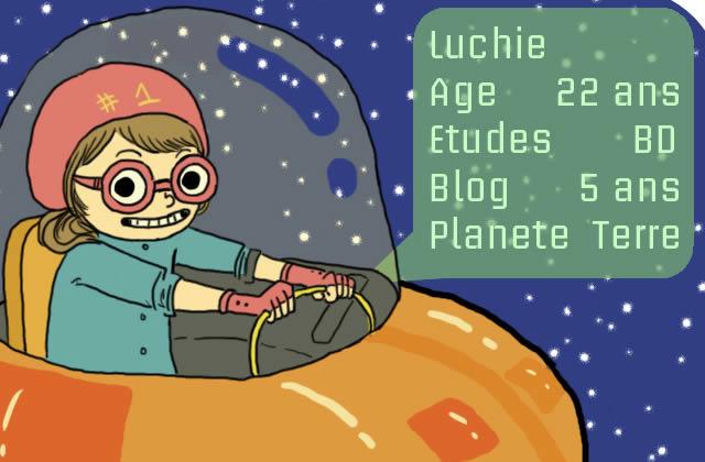 Luchie (Finaliste Révélation Blog BD 2013 5/9)