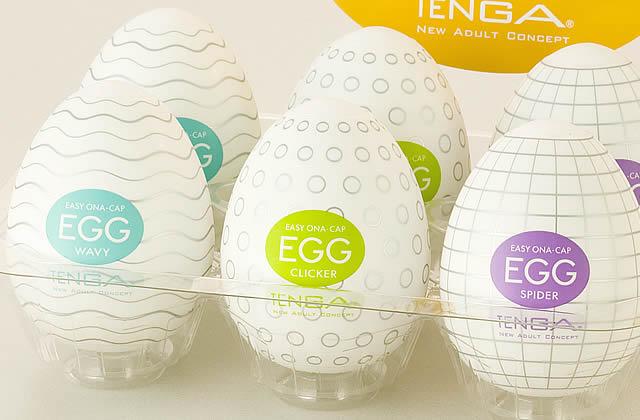 Tenga Egg : j'ai offert un oeuf masturbatoire à mon mec