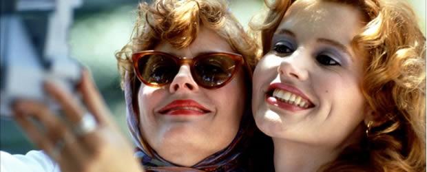 couples cinéma thelma et louise