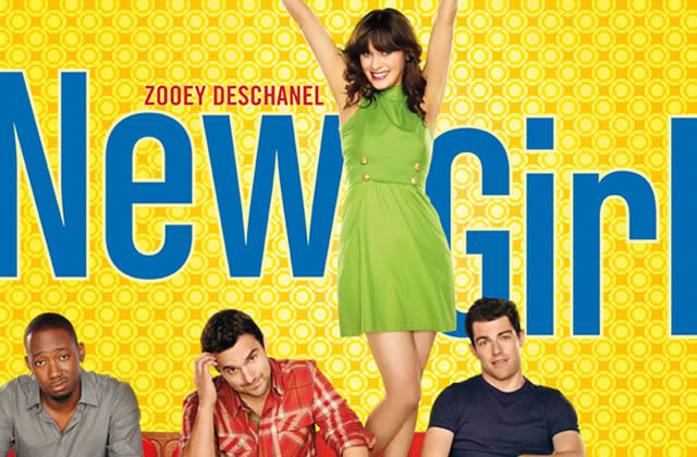 New Girl saison 1 : 20 coffrets DVD à gagner !