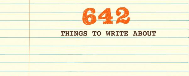 journal intime 642 things to write about