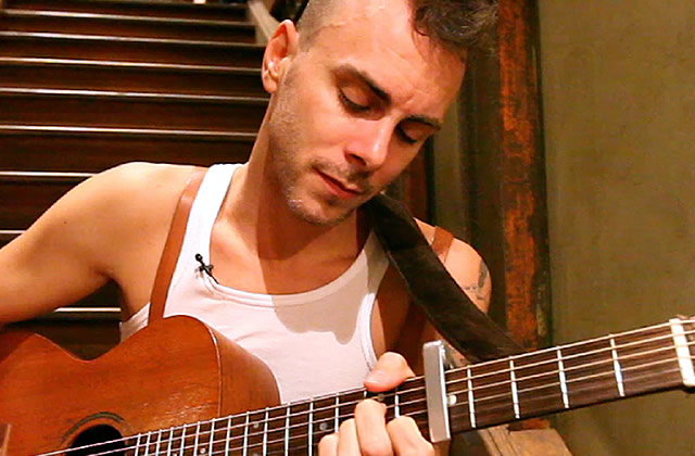 asaf avidan different pulses guitare voix. Black Bedroom Furniture Sets. Home Design Ideas