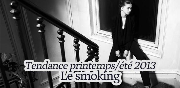 Le smoking – L'origine d'une tendance printemps-été 2013
