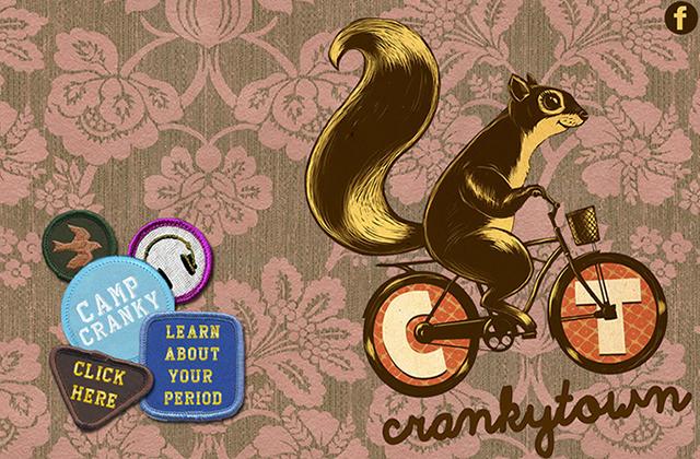 Crankyfest : le festival de films sur les règles