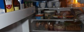 Dans le frigo de… ButterCup !