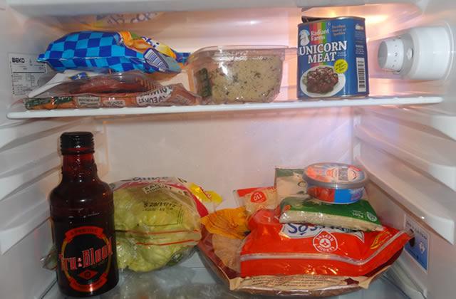 Dans le frigo de… Sweetypepper