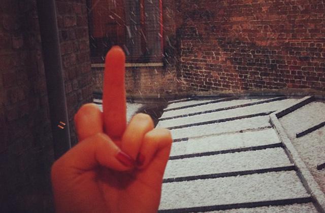 Moi j'aime pas la neige (la confession du jour)