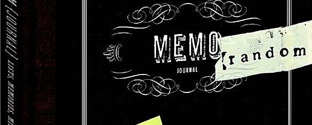 journal intime memo random