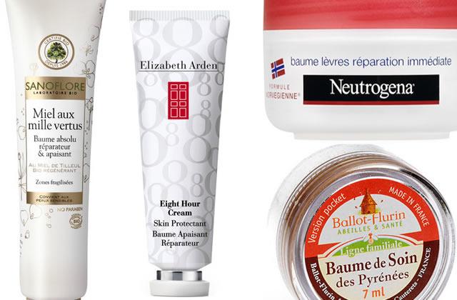 Réparer sa peau après un gros rhume