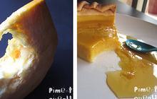Tarte dorée à la citrouille – La recette de Piment Oiseau