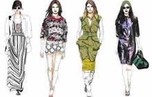 Les tendances mode printemps/été 2013