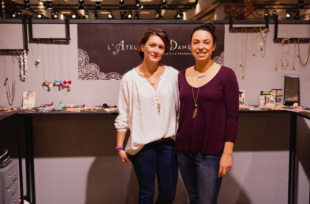 L'Atelier des Dames : interview des créatrices Caroline et Quitterie
