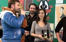 La manif contre le projet de loi anti-IVG en Espagne : reportage vidéo