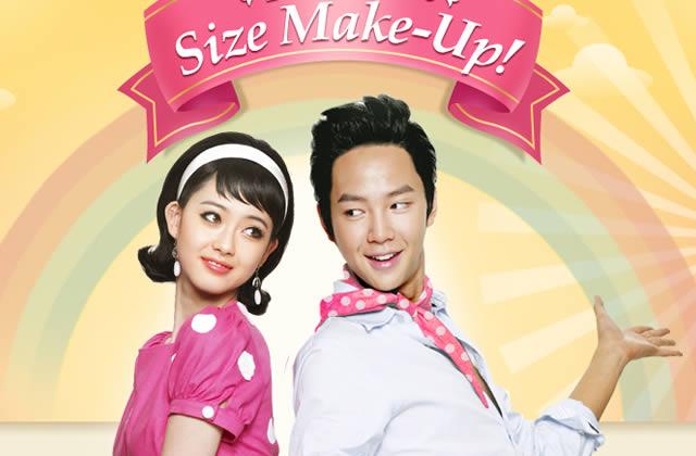 La folie des cosmétiques – Carte postale de Corée du Sud