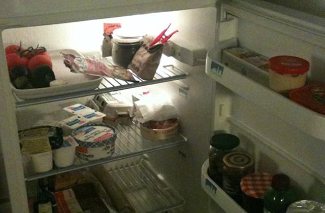 Dans le frigo de… Madeline !