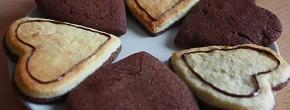 Recette de sablés chocolat et amandes – Eat Your Box madmoiZelle