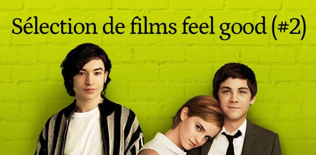 Sélection de films feel good #2