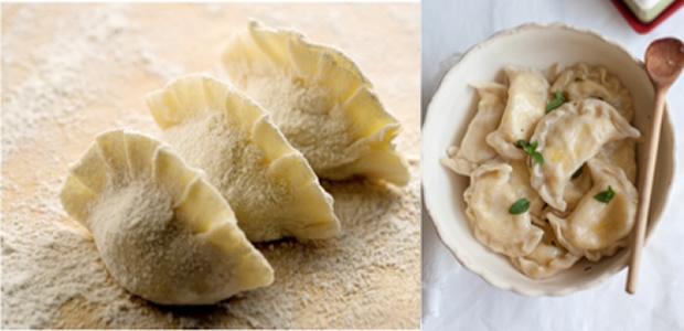 raviolis chinois recette