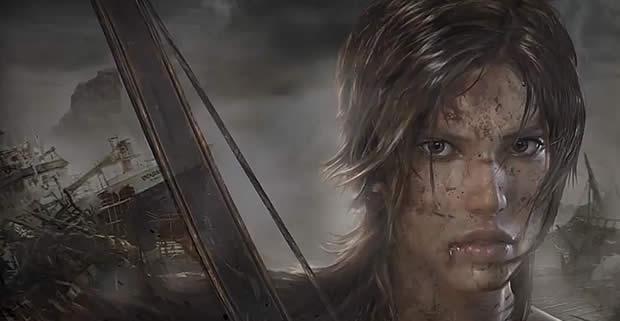 Nouveau Visage Lara Croft Turning Point