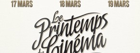 Le Printemps du Cinéma 2013, c'est du 17 au 19 mars !