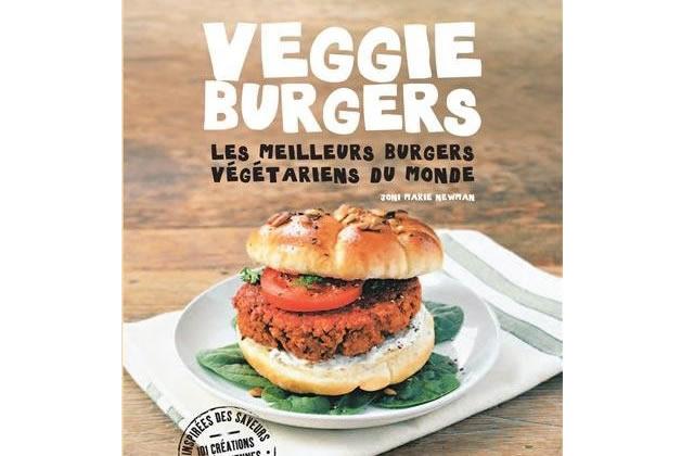 Veggie Burgers, un livre de recettes de Joni Marie Newman