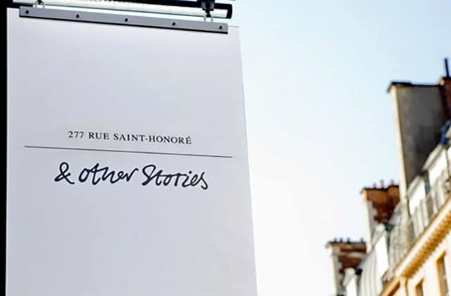 La boutique & Other Stories ouvre demain à Paris !