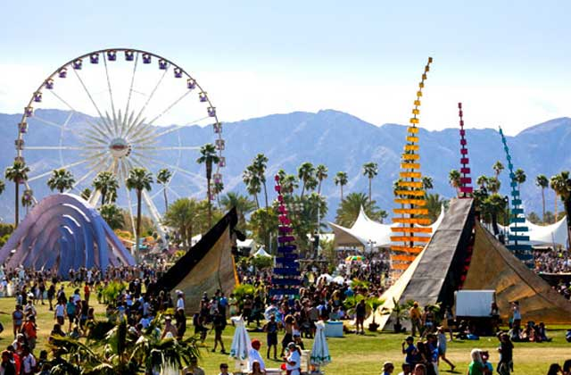 Coachella 2013 – Week-end 1 : le best-of