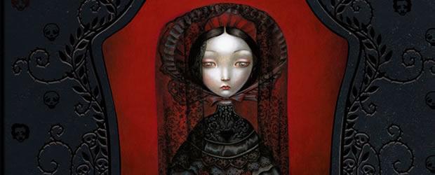benjamin lacombe contes macabres