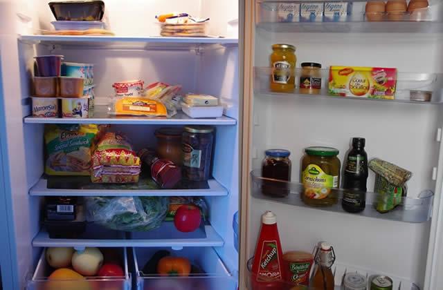 Dans le frigo… d'Ann-Lou !