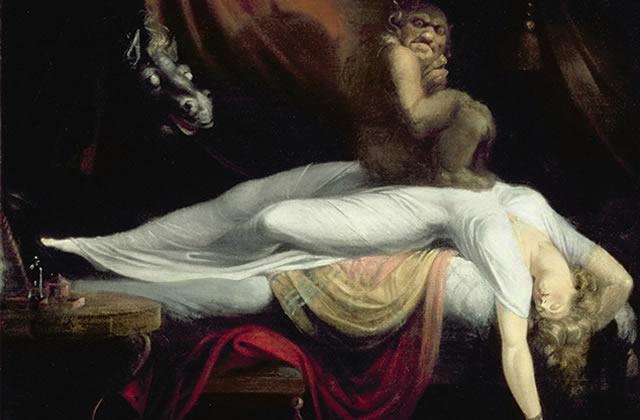 La paralysie du sommeil, qu'est-ce que c'est ?