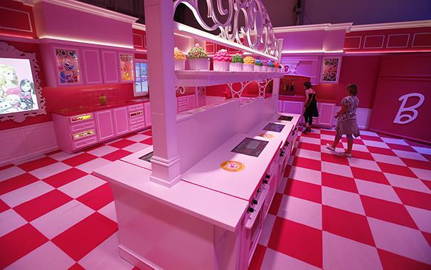 la maison de poupée barbie attraction berlin