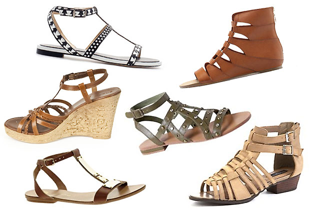 nuances de meilleurs tissus revendeur Les tendances chaussures printemps-été 2013