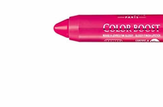 Color Boost, les nouveaux rouges à lèvres Bourjois